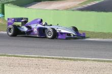 Nico Verdonck - Superleague Formula Test - Vallelunga